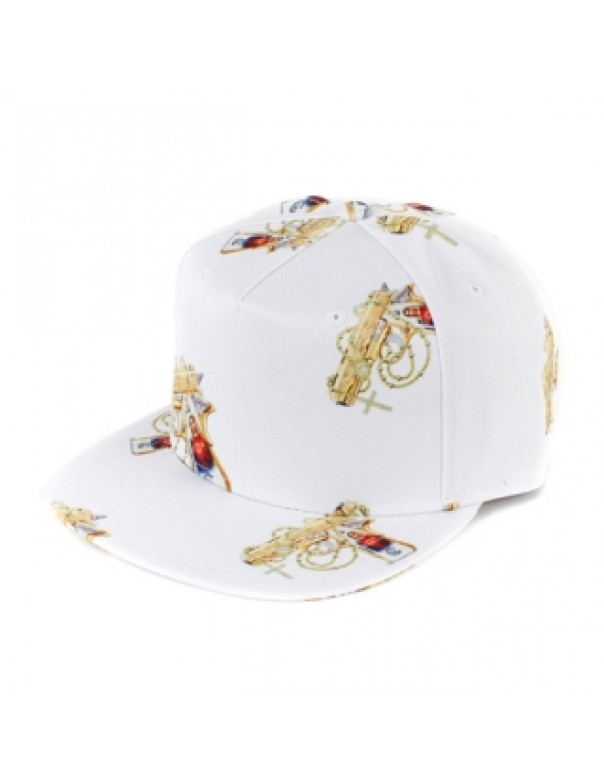 CROOKS AND CASTLES HAIL MARY SNAPBACK