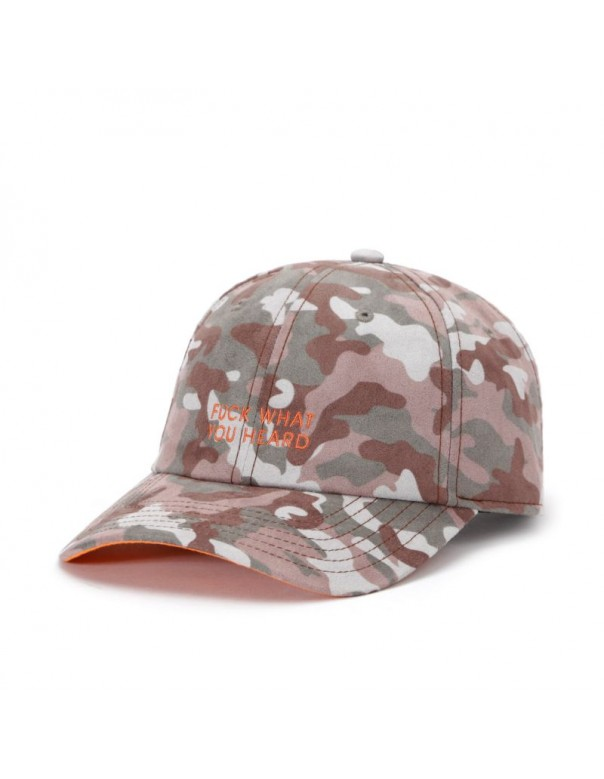 Cayler and Sons What You Heard Curved Cap