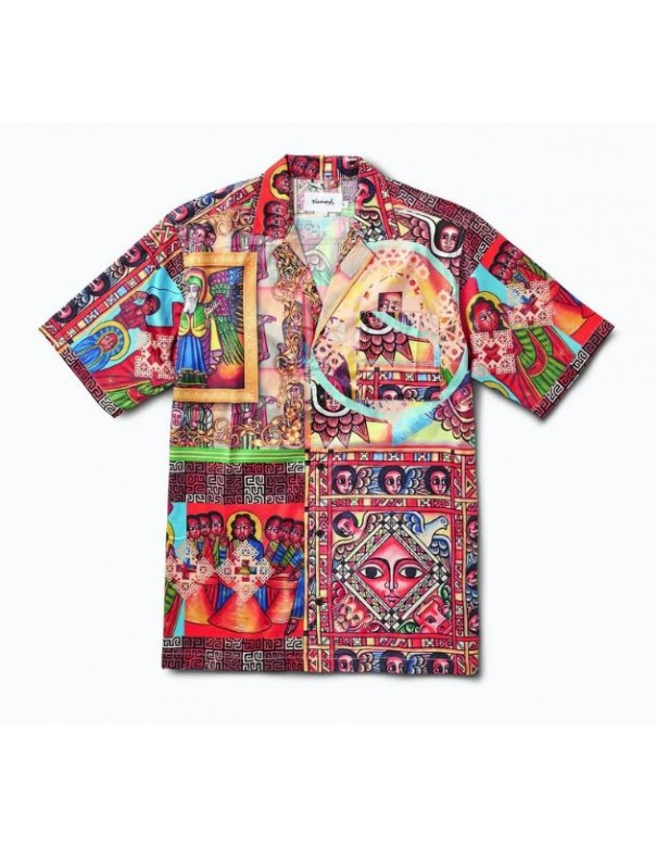 Diamond Icon Woven Shirt