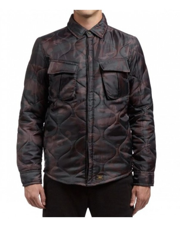 HUF BDU Shirt Jacket