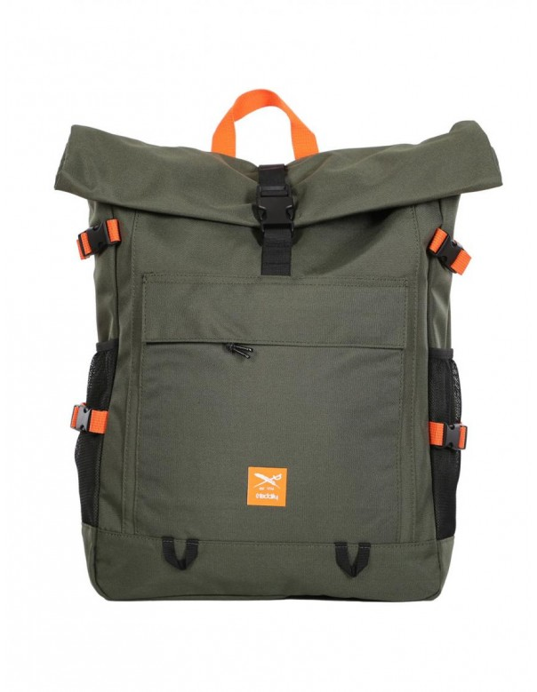 Iriedaily Contraster Rolltop backpack