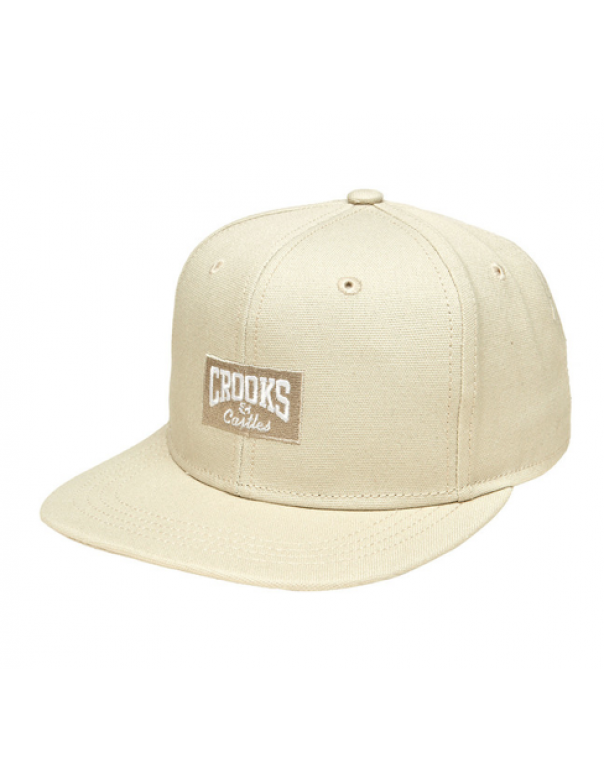 CROOKS AND CASTLES SNAPBACK