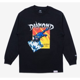 Diamond Greed L/S Tee