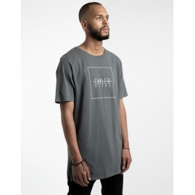 C&S BL Box Fishtail Tee