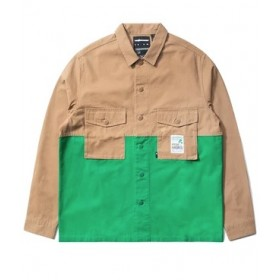 The Hundreds Split L/S Woven Shirt